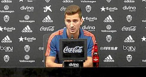 El jugador se mostr� esperanzado por poder sacar esta vez algo positivo de su visita al Camp Nou.