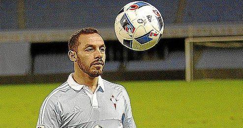 El mediocentro llevaba de baja desde el pasado 24 de marzo, cuando se lesionó con su selección nacional.