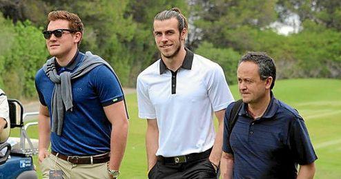 Bale se confiesa un ´obseso´ del golf.