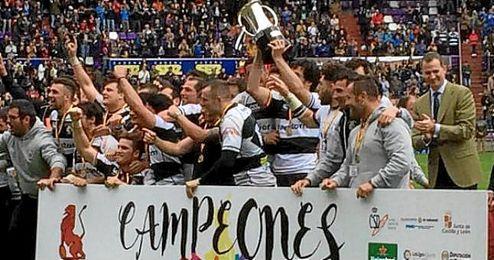 El Salvador logró adjudicarse su séptima Copa del Rey.
