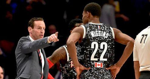 Kenny Atkinson se convertirá en el 21º entrenador en la historia de los Nets.
