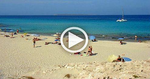 El litoral español cuenta con 3.500 playas