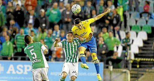 Sigue en directo el Real Betis-Las Palmas.