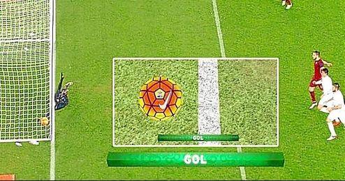 Ejemplo del Ojo de Halc�n en la Serie A