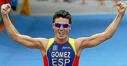 Gómez Noya se centrará en su preparación en los Juegos Olímpicos de Río, donde buscará su primera medalla de oro.