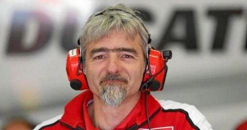 Luigi Dall´Igna, director general de Ducati.