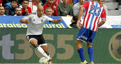 Sofiane Feghouli lleva 7 goles anotados.