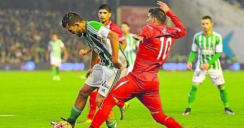A los utreranos Reyes y Dani Ceballos les pone especialmente jugar un derbi.