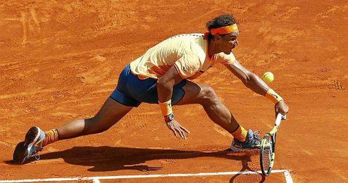Nadal, finalista en Barcelona tres años más tarde