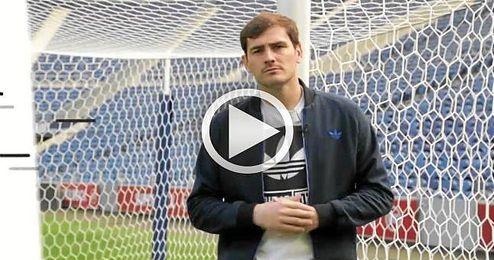 El mejor once del Real Madrid seg�n Casillas