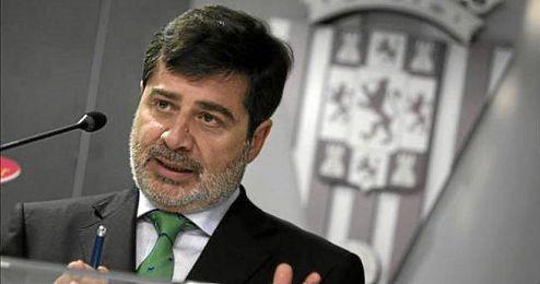 Carlos González, presidente del Córdoba CF.