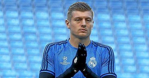 Toni Kroos tendrá descanso de cara al importante choque ante el City.