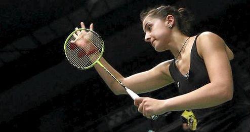 Carolina regresa a la final del torneo que, hace dos años en Kazán (Rusia), le dio su primer gran éxito internacional.