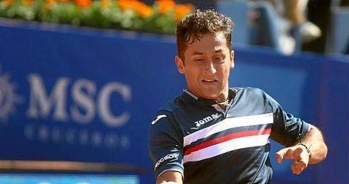 Almagro, ganador en Estoril.