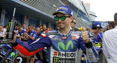 Lorenzo dejará Yamaha por Ducati.