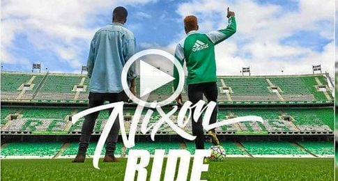 Ride, el rap que Nixon le dedica al bético Musonda.