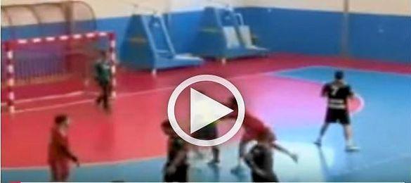 La brutal agresión a un árbitro de balonmano en Alicante