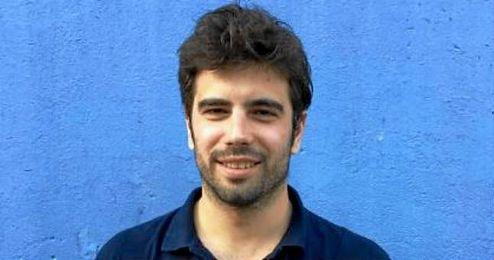 Víctor Molina, capitán del Club Waterpolo Sevilla.