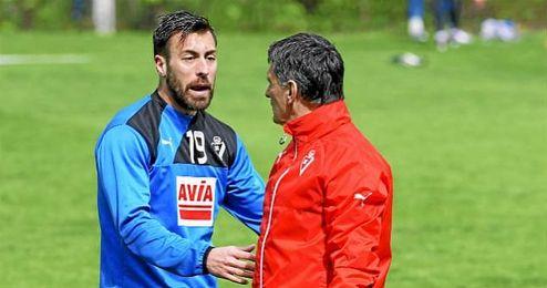 Luna atendió a Diario Vasco, donde analizó el próximo partido ante el Betis.