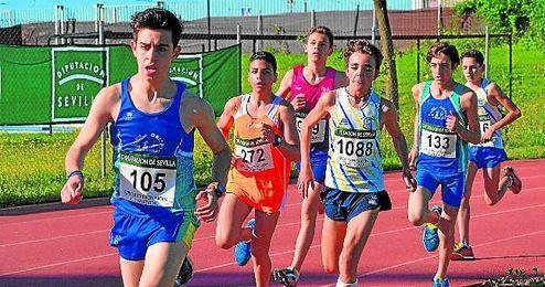 Umbrete disfrutó el domingo 24 de la primera jornada del Circuito Provincial de Atletismo en Pista.