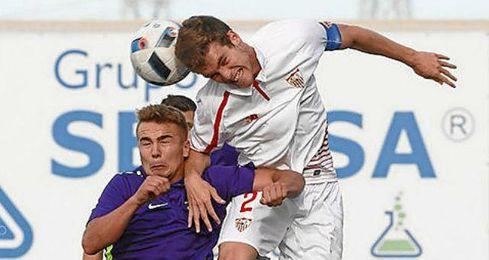 El Málaga se impuso en los penaltis.
