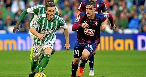 Rubén Castro suma ya 18 goles en Liga.