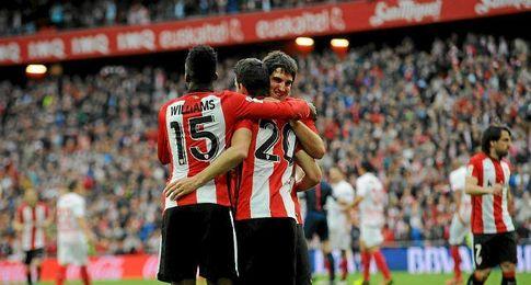 Sigue en directo el Athletic Club-Sevilla FC.