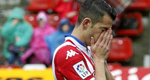 Luis Hernández se despide del Sporting