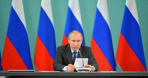 """""""No nos hacemos los tontos, estamos dispuestos a cooperar"""", ha dicho Putin."""