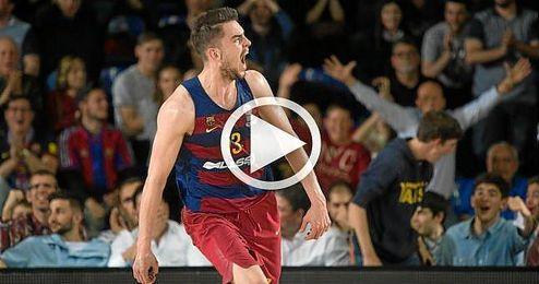 Satoransky, Jugador Más Espectacular de la ACB