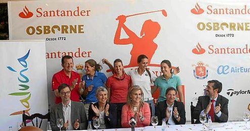 El Club Zaudín Golf fue diseñado por Gary Player.