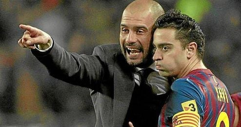 """""""Si hay alguien capaz de cambiar la mentalidad del fútbol inglés es Guardiola""""."""