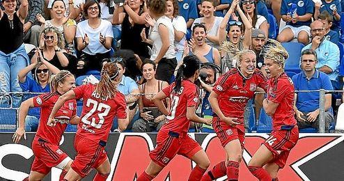 El Lyon ganó su tercera Champions