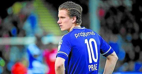 Dennis Praet tiene decidido su destino: Sevilla.