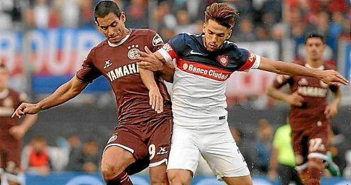 Lanús se ha impuesto a San Lorenzo por 4-0.
