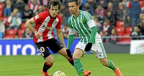 Rubén Castro ha anotado esta temporada 19 goles y ha dado 4 asistencias.