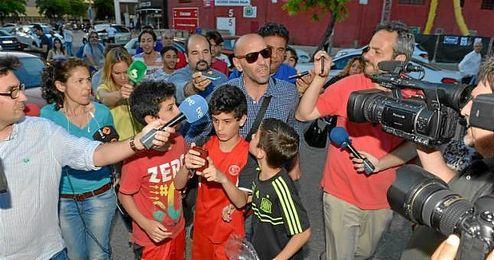 El Sevilla retiene a Monchi