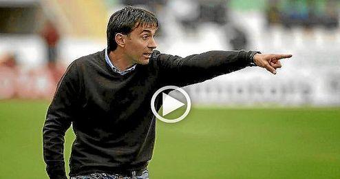 Garitano, entrenador del Leganés