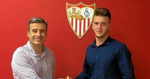 Con este fichaje, el Sevilla continúa con la firme apuesta por la portería.