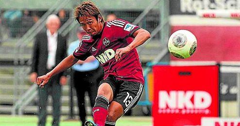 El japonés Kiyotake tendría cerrado un acuerdo por cuatro años.