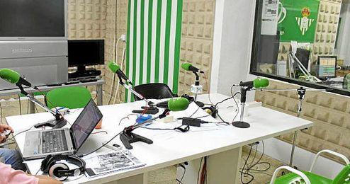 Instalaciones de Radio Betis.