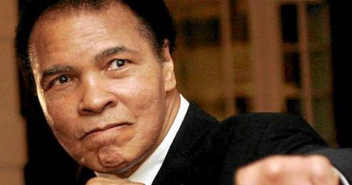 Ali, un campeón dentro y fuera del ring.
