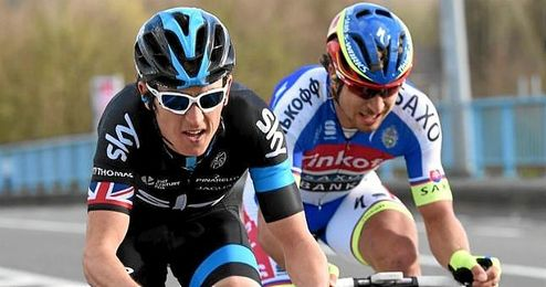 La Vuelta a Suiza contará con Sagan y Geraint Thomas