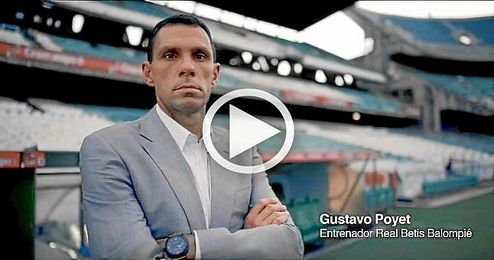 'No hay palabras, solo hechos', el 'spot' de la campa�a de abonados del Betis