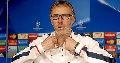 Laurent Blanc negocia un suculento finiquito con el dueño del PSG.