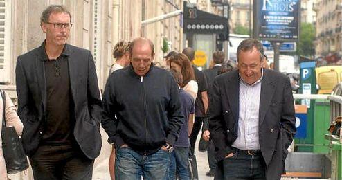 El finiquito del t�cnico galo ronda los 20 millones de euros.