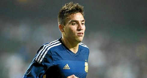 Nico Gaitán está destacando en la Copa América.