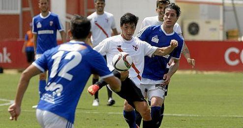 El filial sevillista est� a dos partidos de Segunda.