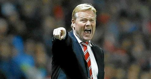 Ronald Koeman, nuevo entrenador del Everton.
