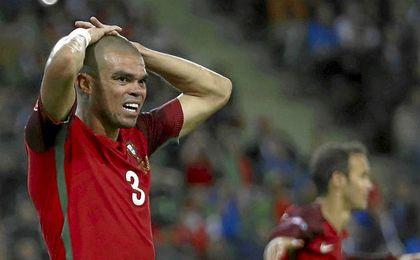 1-1: Portugal no puede con el ímpetu volcánico islandés
